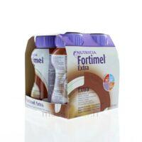 FORTIMEL EXTRA Nutriment chocolat 4Bouteilles/200ml à PODENSAC